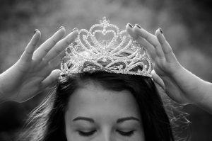 Hinfallen, aufstehen, Krone richten, weitergehen ... @ Burg Ramsdorf